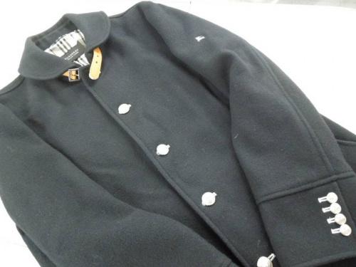 コートのBURBERRY BLACK LABEL