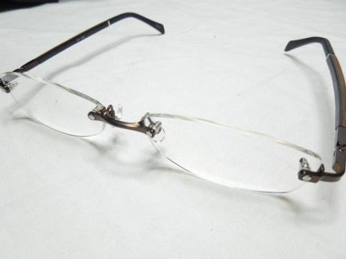 メンズファッションの眼鏡