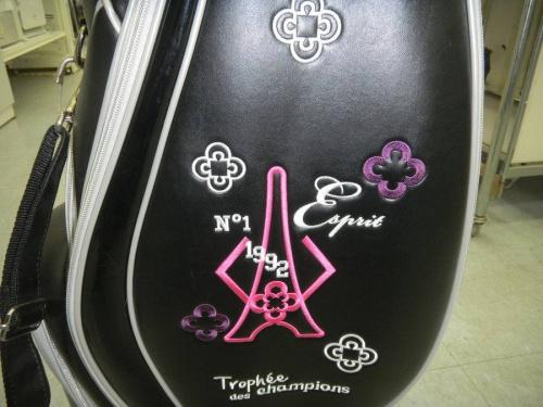 ゴルフのmarie claire