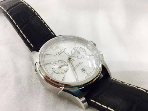 ジャズマスターの腕時計