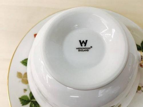 Wedgewoodのワイルドストロベリー