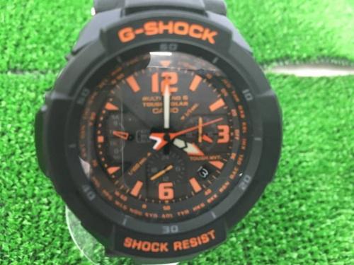 腕時計のGショック