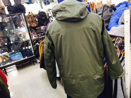 karrimorのジャケット