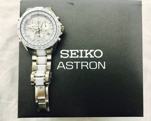 SEIKOのアストロン