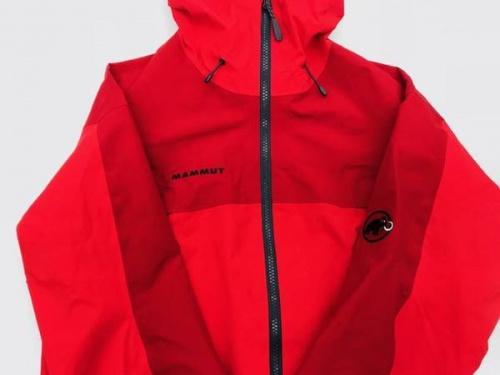 ジャケットのシェルジャケット