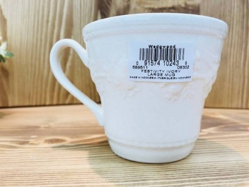 WEDGWOODのマグカップ