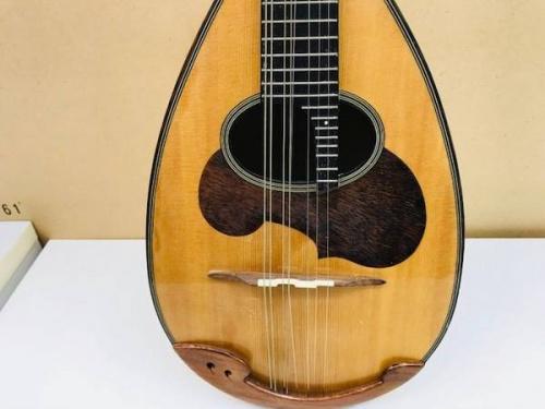 マンドリンの楽器の日
