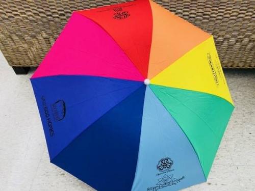 レイングッズの傘