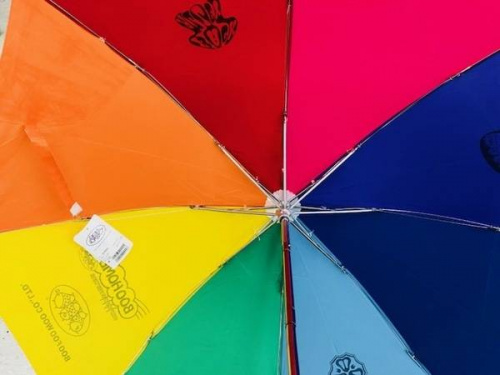 傘のレインブーツ