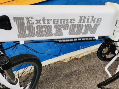 自転車のバロンX20