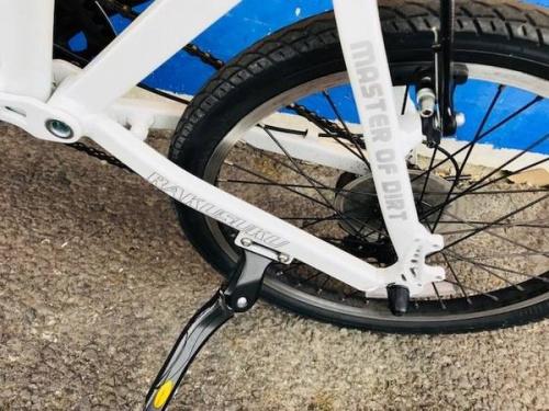 バロンX20の電動自転車