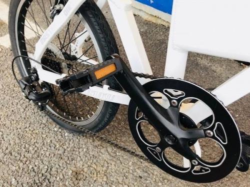 電動自転車のマウンテンバイク
