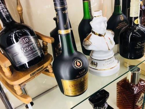 古酒のブランデー 買取
