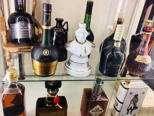 ウイスキー 買取のお酒