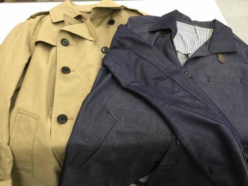 メンズファッションのコート