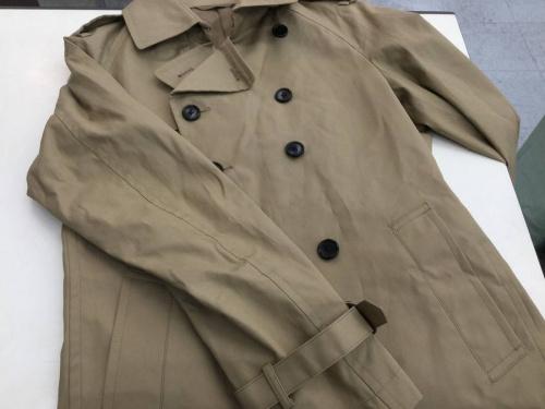 コートのジャケット