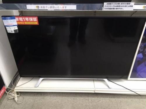 生活家電のLED液晶テレビ