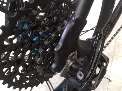 折りたたみ自転車のTern