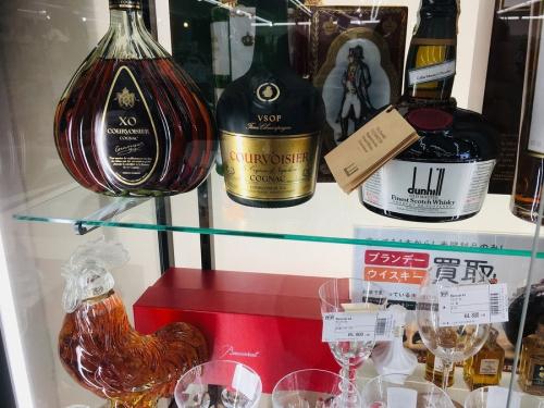 洋酒のウィスキー