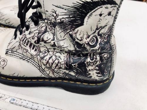 ブーツのショートブーツ