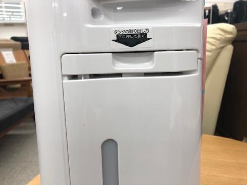 シャープの加湿空気清浄機