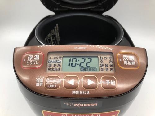 炊飯器のZOJIRUSHI