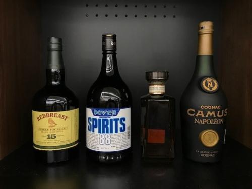 洋酒の古酒