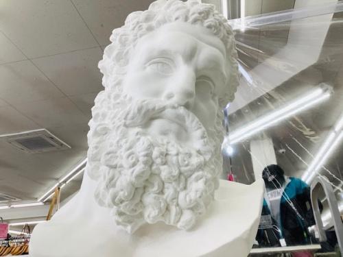 石膏像 デッサンの買取 中古