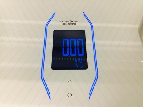 体重計のTANITA