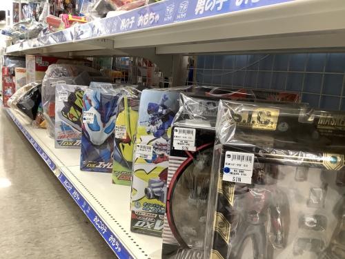 おもちゃ 買取の春日部 野田 岩槻 北越谷