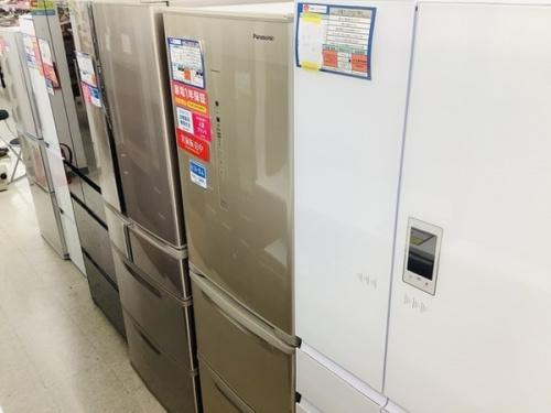 冷蔵庫のシャープ 東芝 日立 パナソニック