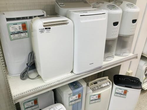 エアコンの除湿器