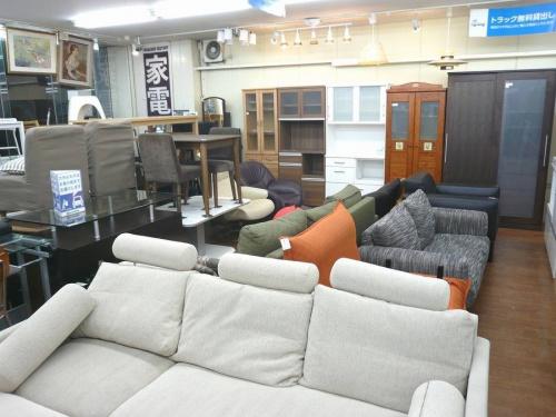 キッチンカウンターの鶴瀬店