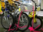 自転車の中古自転車