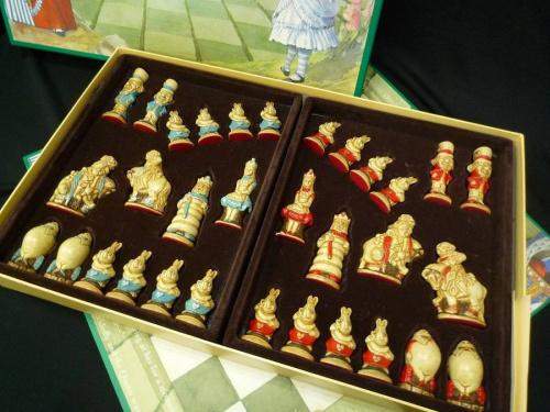チェスの不思議の国のアリス
