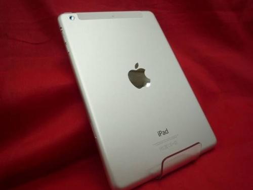 iPad miniの日野橋家電