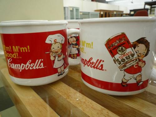 Campbellsのスープ