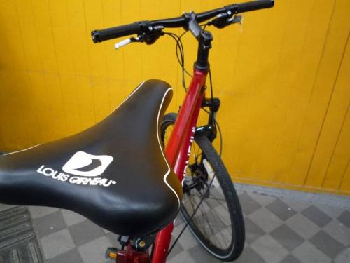 クロスバイクのLOUIS GARNEAU