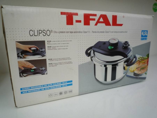 圧力鍋のT-FAL