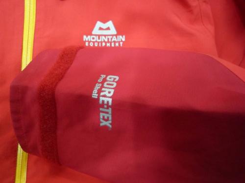Montain Equipmentの日野橋メンズ