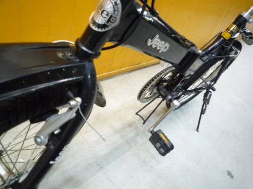 自転車のWrangler