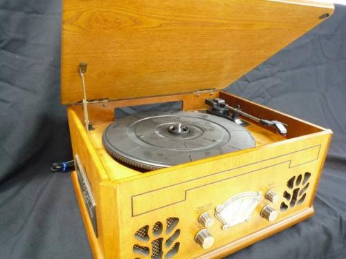 デジタル家電のレコード