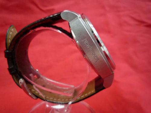 腕時計のNEW YORKER