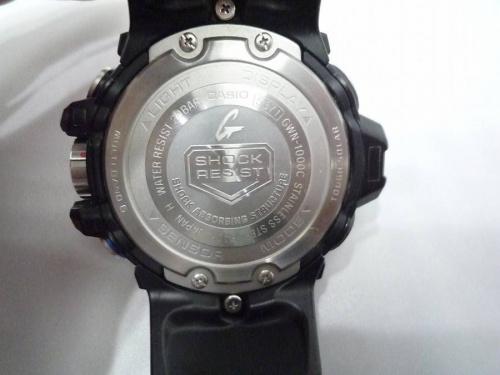 ガルフマスターの腕時計