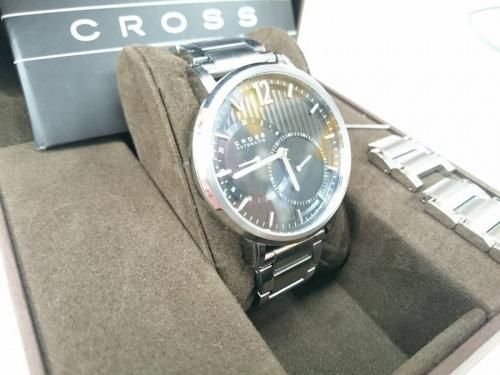 自動巻きの腕時計