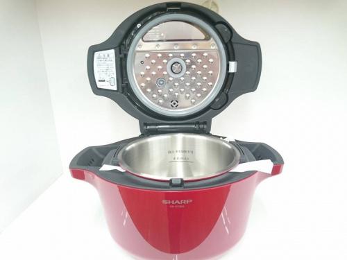 SHARPの電気鍋