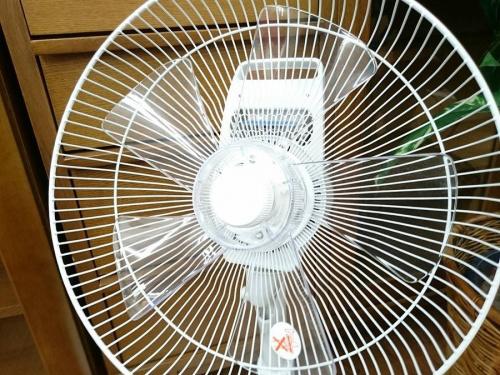 扇風機のSHARP