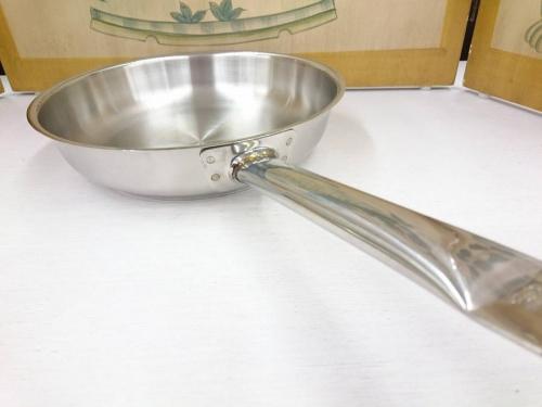 鍋のル クルーゼ