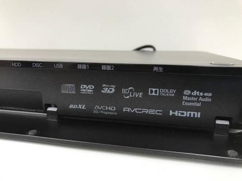 HDDレコーダーのブルーレイレコーダー