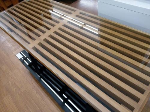 ベンチの日野橋家具